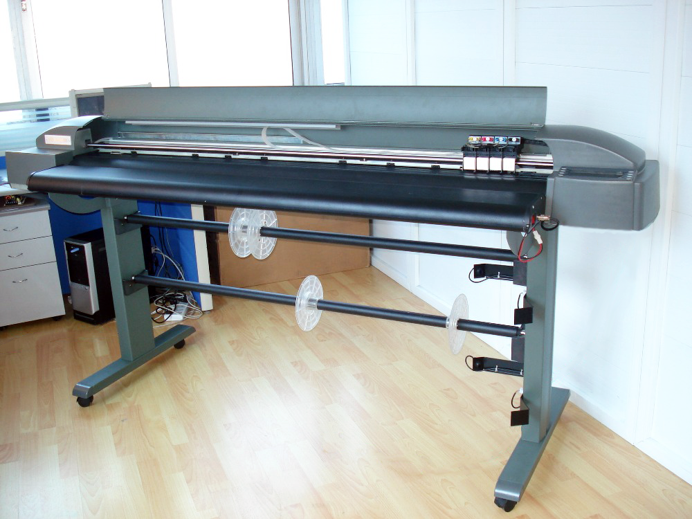Печать лекал на плоттере дешево